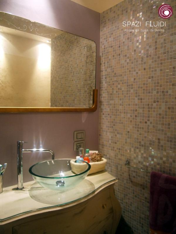 Vivere in una casa arredata con il feng shui spazi fluidi - Bagno feng shui ...