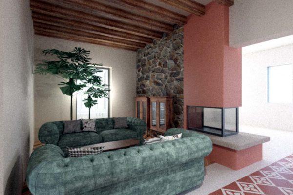 01_Omenetto_rendering_salotto_camino