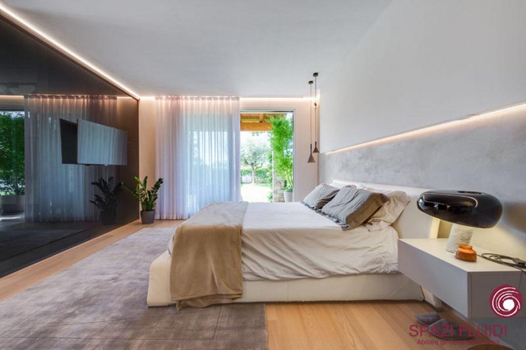 Arredare la camera con il feng shui regole per l'orientamento del letto